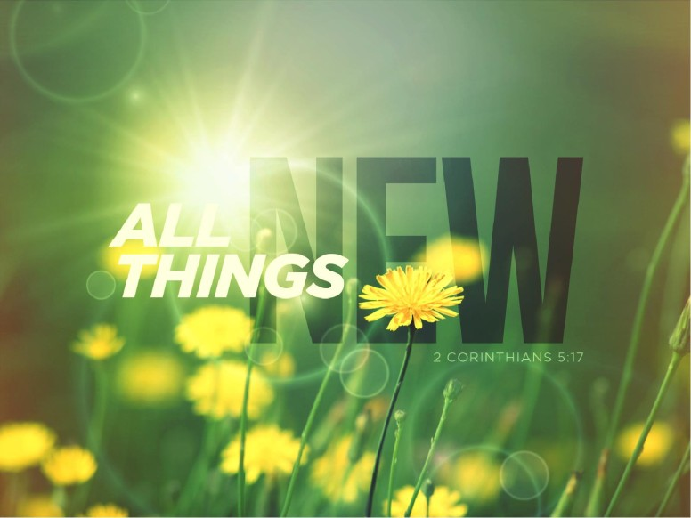 All Things New Religious PowerPoint