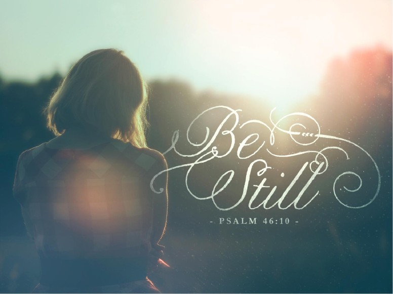 Be Still Church PowerPoint