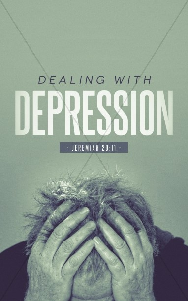 Dealing with Depression Christian Bulletin