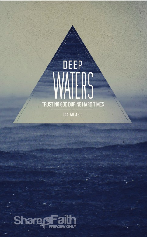 Deep Waters Christian Bulletin