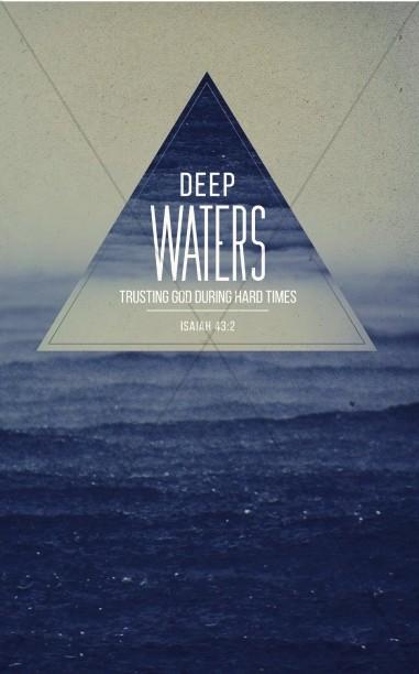 Deep Waters Christian Bulletin