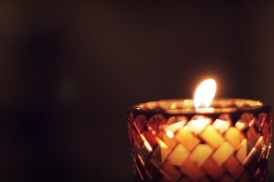 Burning Candle Series Ministry Worship Video Loop