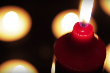Burning Candle Ministry Worship Video