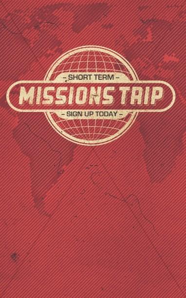 Short Term Mission Trip Religious Bulletin