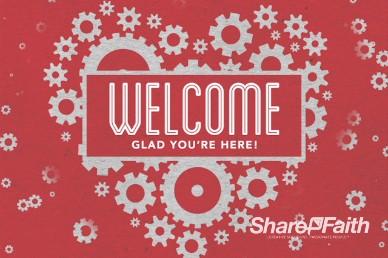 Love Works Church Welcome Video Loop