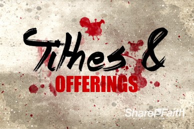 No Greater Love Church Tithes and Offerings Video