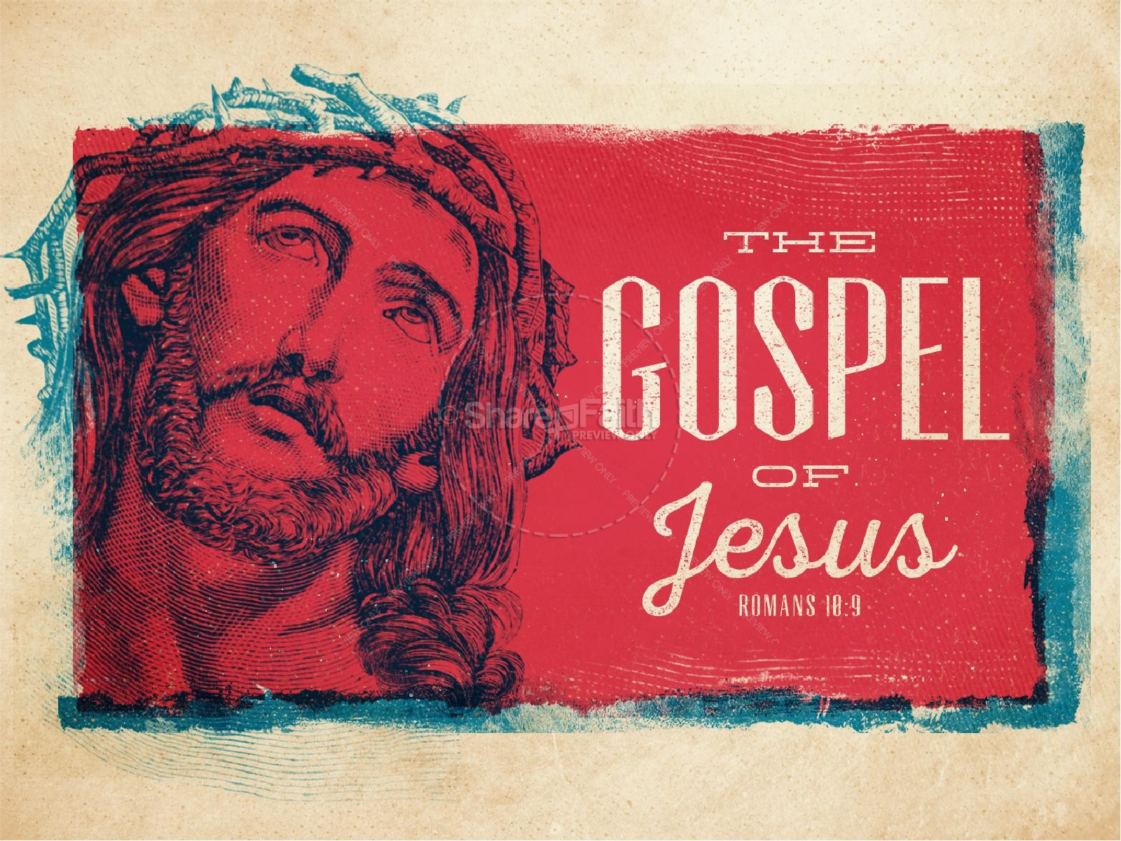 The Gospel of Jesus Church PowerPoint