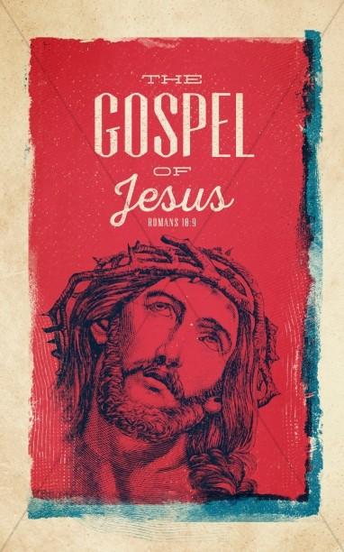 The Gospel of Jesus Church Bulletin