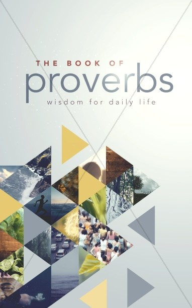 The Book of Proverbs Ministry Bulletin