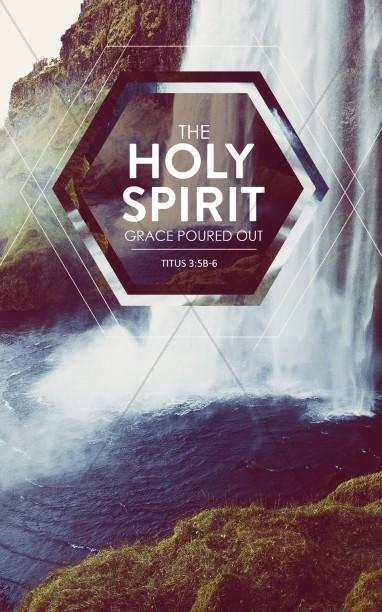 The Holy Spirit Grace Church Bulletin