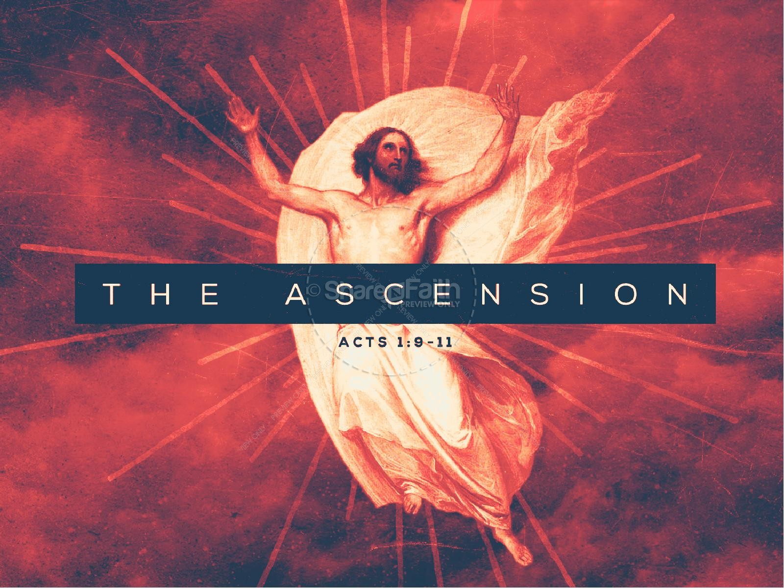 The Ascension Christian PowerPoint | slide 1