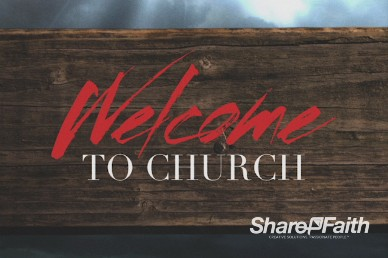 True Love Church Welcome Video