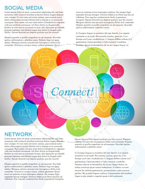 Get Connected Find Us Online Church Newsletter