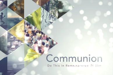 World Communion Church Video Loop