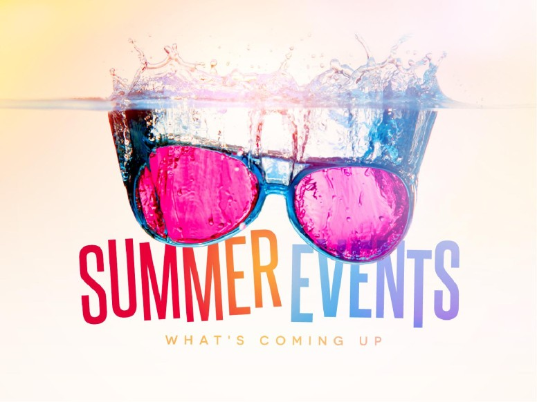 Summer Events Christian PowerPoint