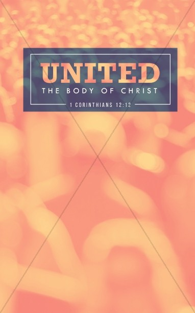 United The Body of Christ Ministry Bulletin