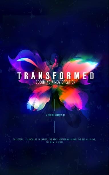 Transformed Church Bulletin