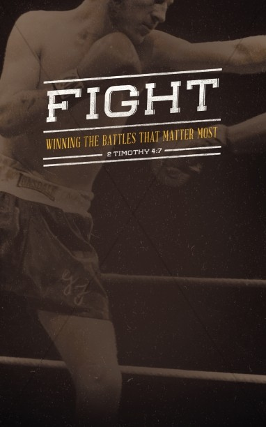 Fight the Good Fight Ministry Bulletin