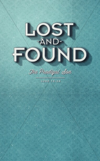 Lost and Found Christian Bulletin