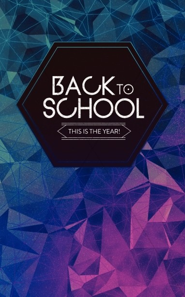 Back to School This is the Year Ministry Bulletin