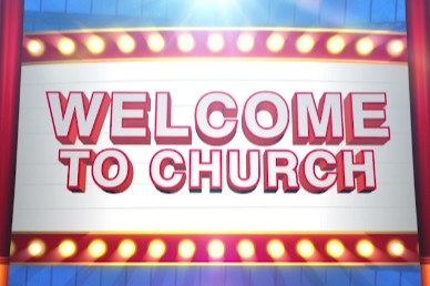 At the Movies Church Night Ministry Welcome Video