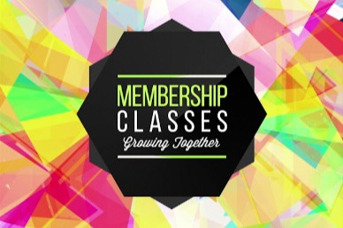 Membership Classes Church Introduction Video Loop