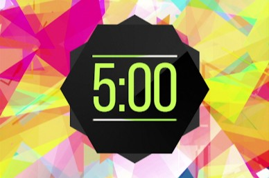 Membership Classes Church Five Minute Countdown Timer