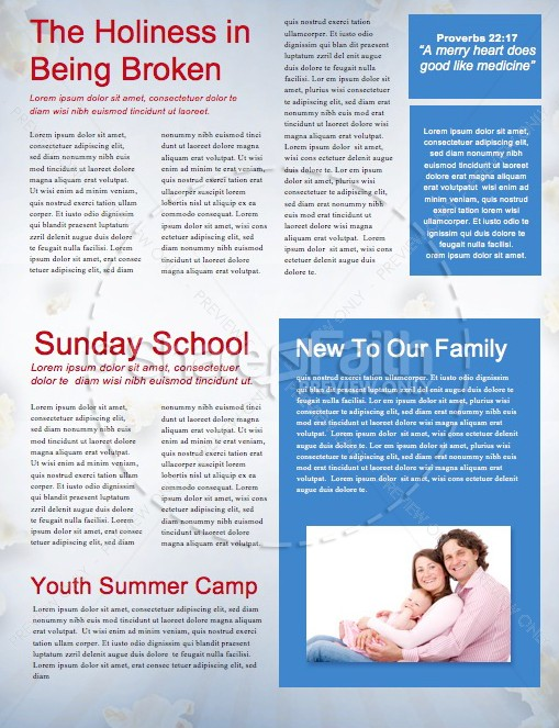 At the Movies Church Ministry Newsletter