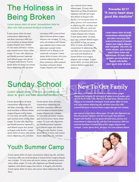 Membership Classes Church Ministry Newsletter