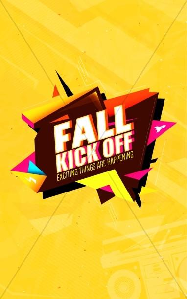 Fall Kickoff Religious Bulletin