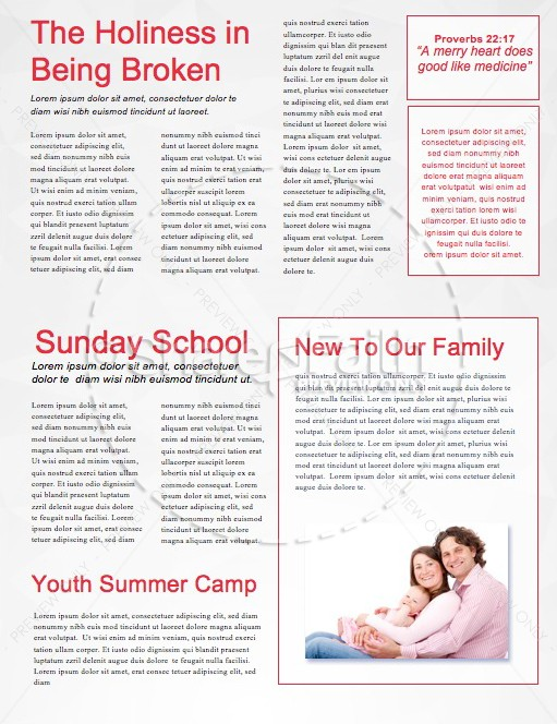 School is Starting Ministry Newsletter
