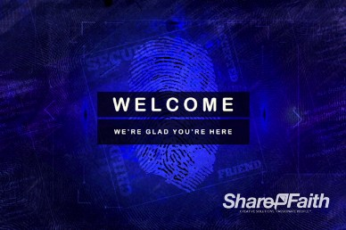 Identity in Christ Christian Welcome Video Loop