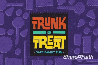 Trunk or Treat Fall MinistryTitle Video