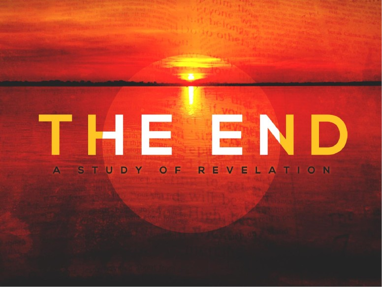 The End Study of Revelation Religious PowerPoint