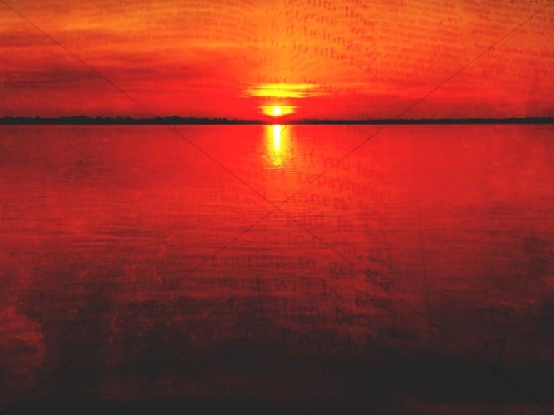 The End Study of Revelation Religious Worship Background