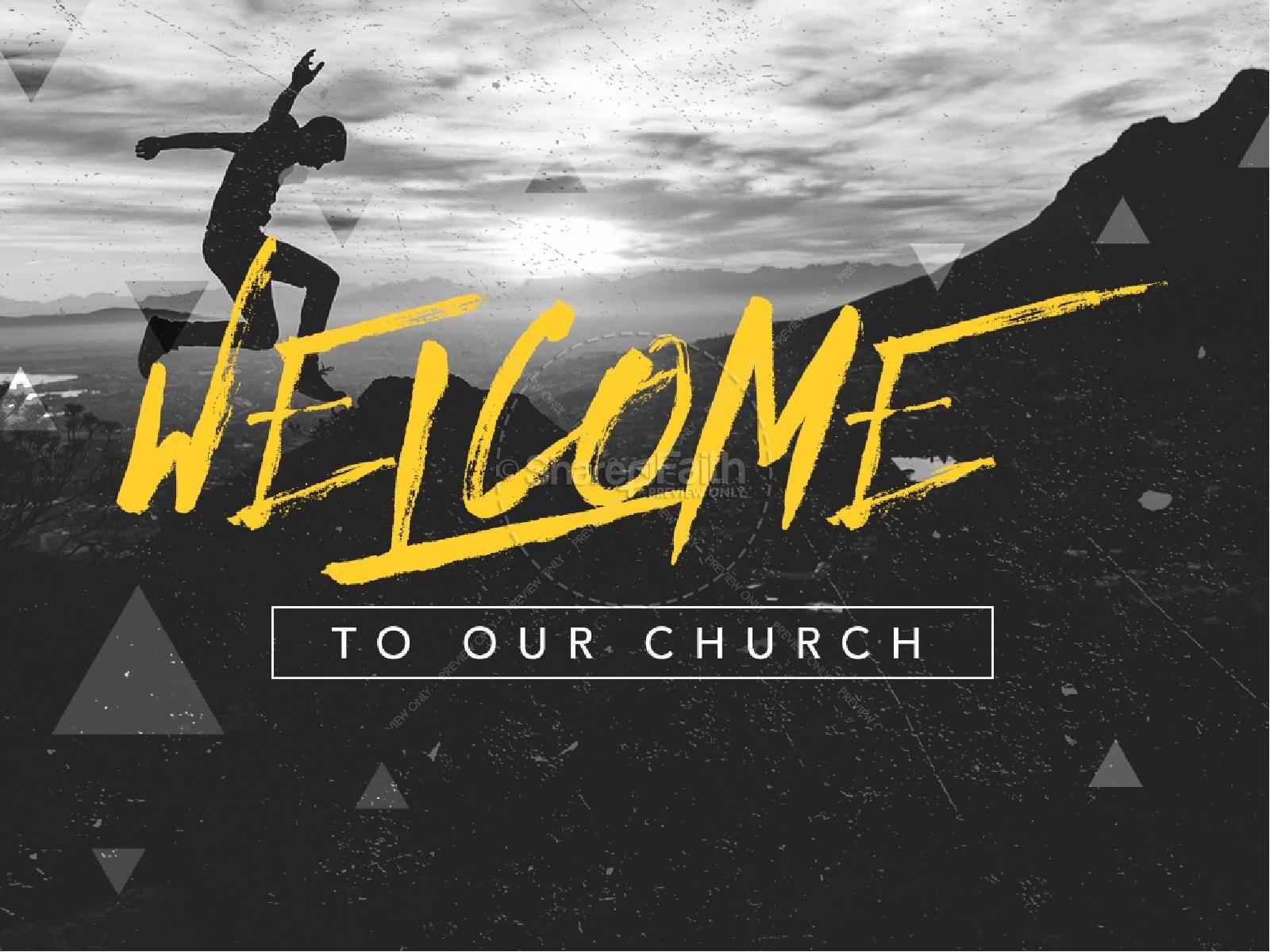 Awakening Revival Is Here Church PowerPoint | slide 2