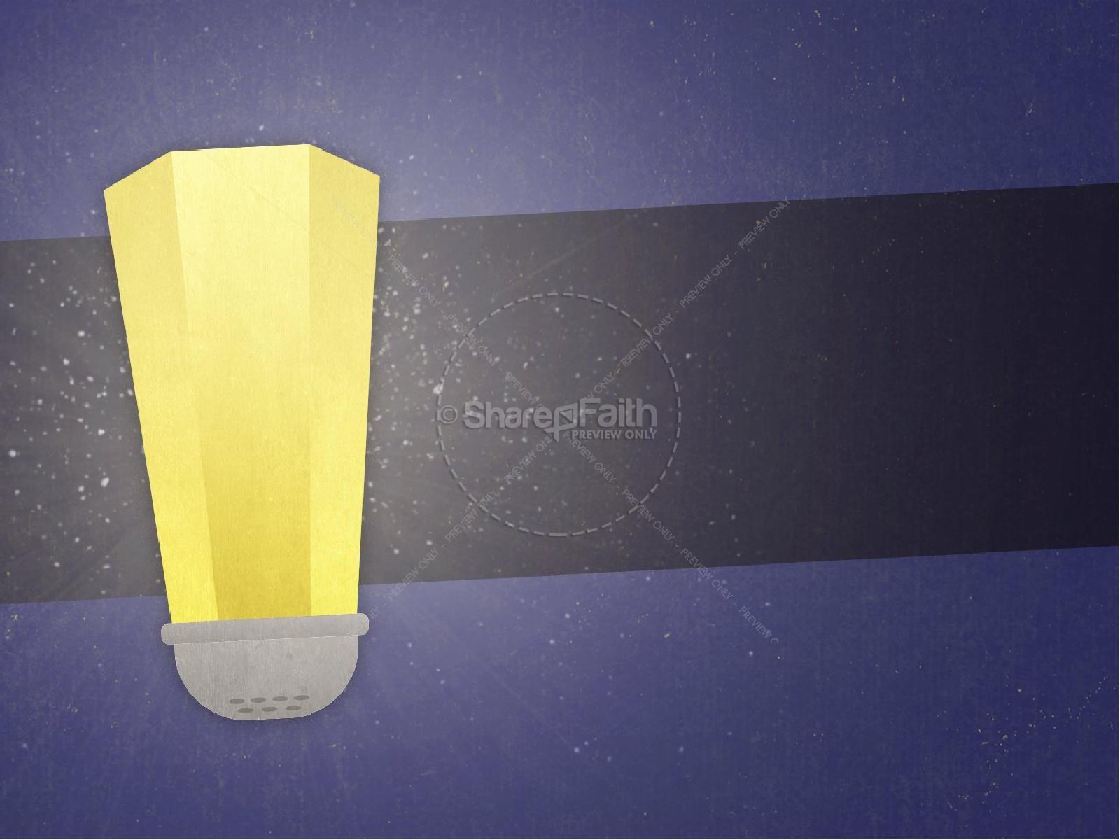 Salt And Light Religious Powerpoint Powerpoint Sermons