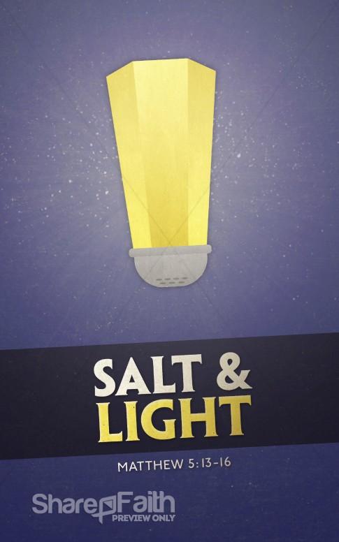 salt and light religious bulletin