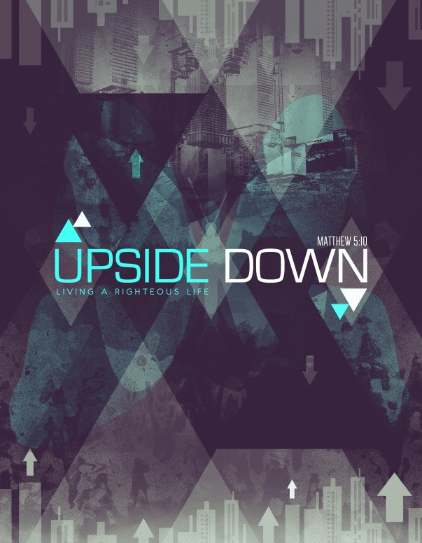 Upside Down Ministry Flyer