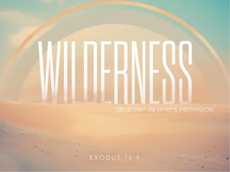 Wilderness Ministry PowerPoint