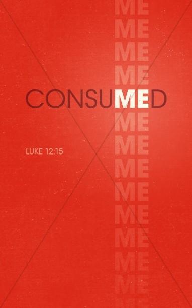 Consumed Christian Bulletin