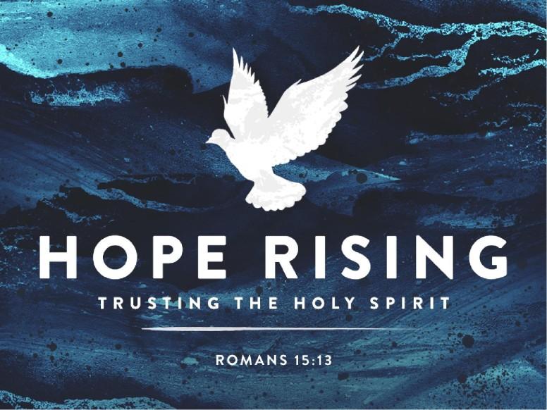 Hope Rising Religious PowerPoint