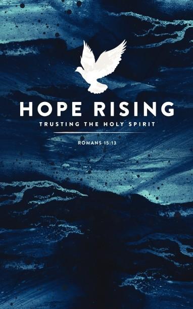 Hope Rising Religious Bulletin