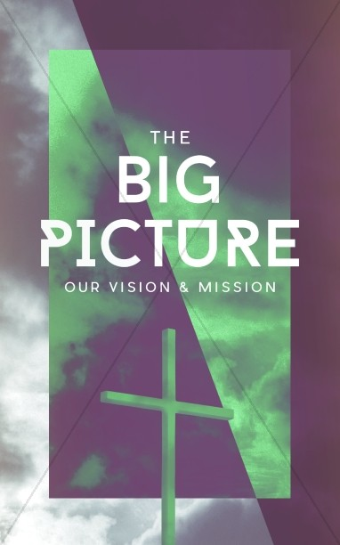 The Big Picture Missions Bulletin