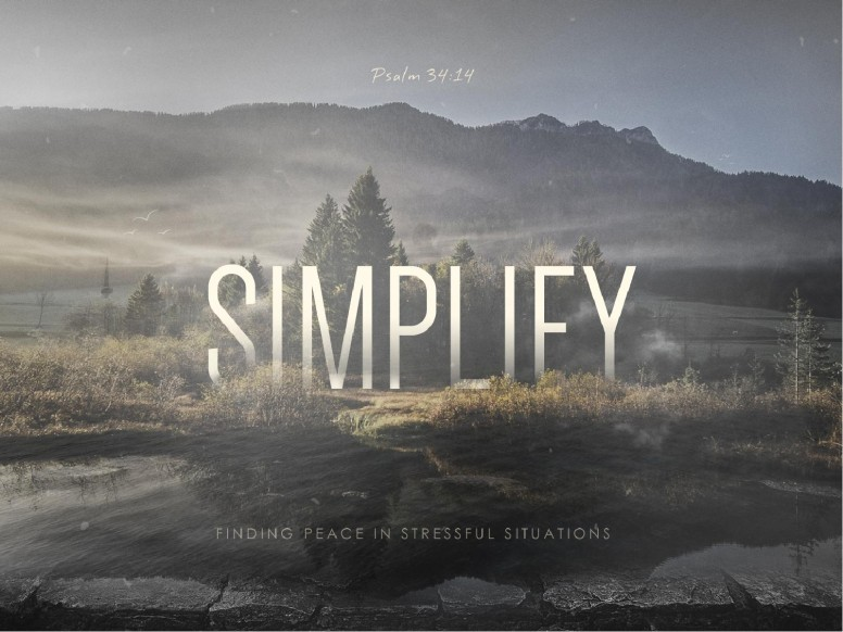Simplify Ministry PowerPoint