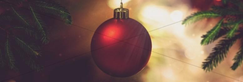 Joy to the World Christmas Web Banner