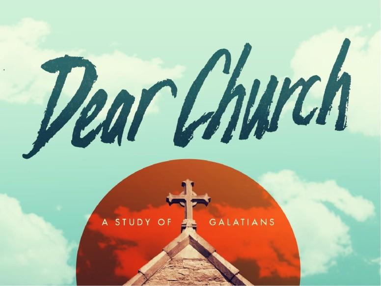 Dear Church Religious PowerPoint
