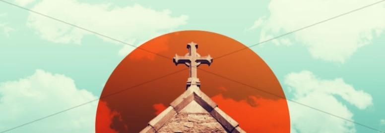 Dear Church Religious Web Banner