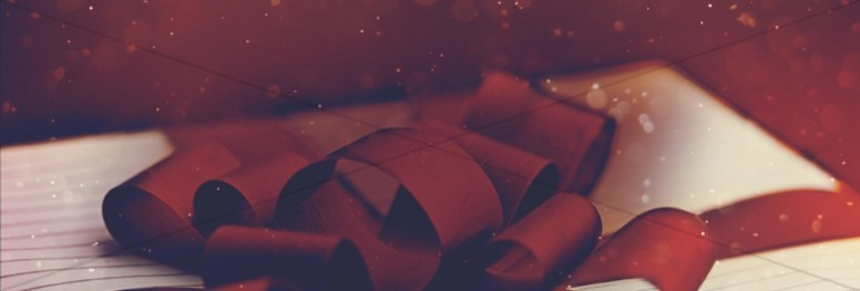 The Ultimate Gift Christmas Holiday Website Banner