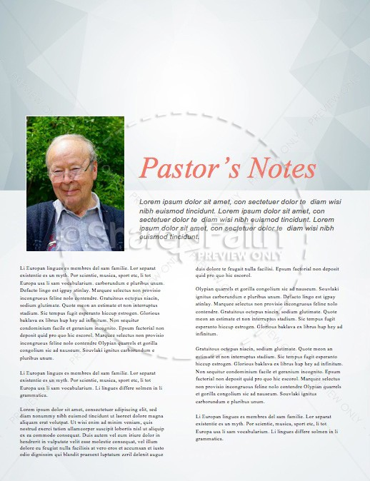 Community Groups Ministry Newsletter